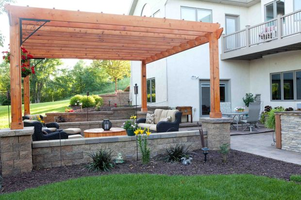Landscaping Ideas: Pergolas