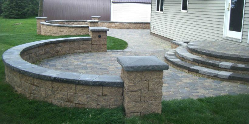 Leading Edge Landscapes at Southern MN Home and Builders Show
